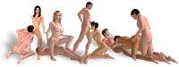 3D Sex Game Poses
